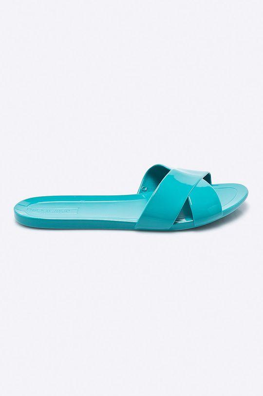 modrá Answear - Šľapky Petit Jolie Dámsky