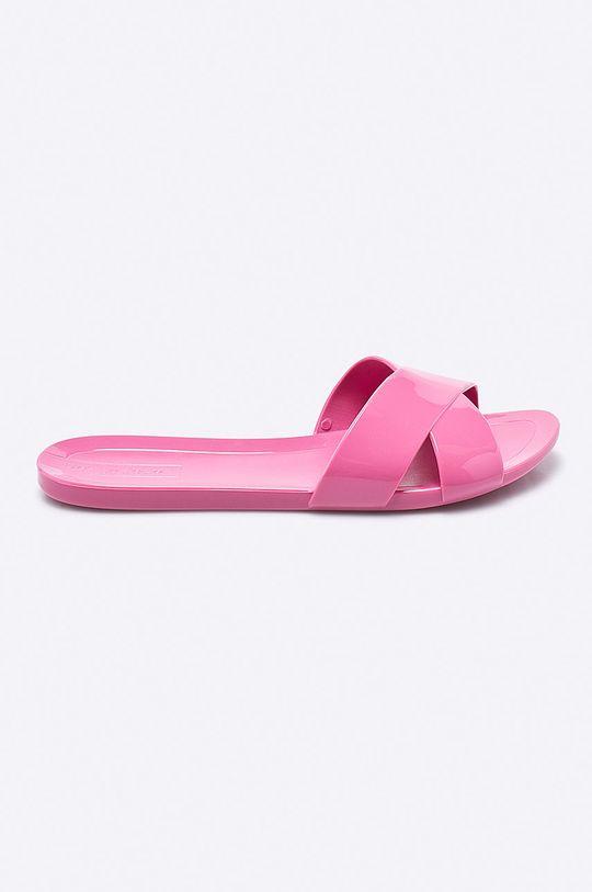 ružová Answear - Šľapky Petit Jolie Dámsky