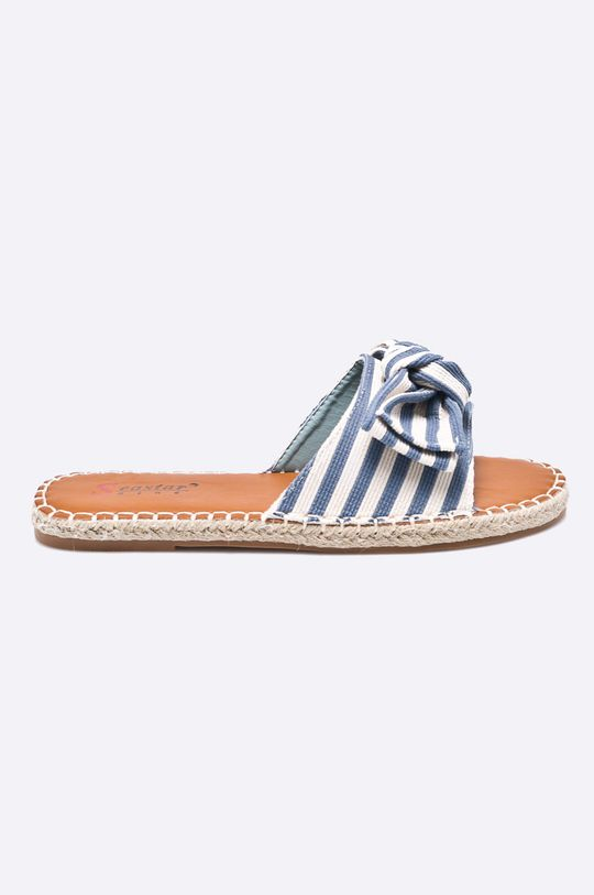 modrá Answear - Šľapky Seastar Blue Dámsky