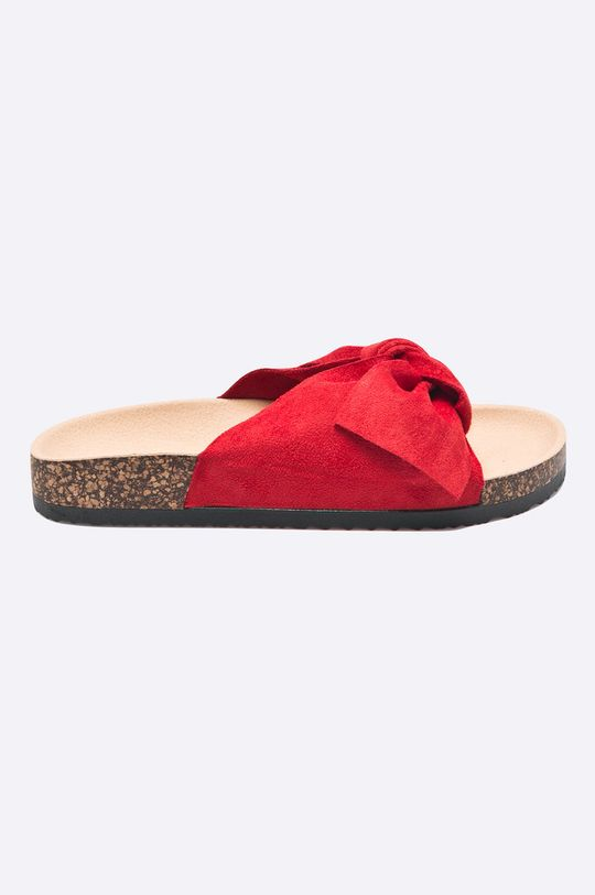 červená Answear - Šľapky Ideal shoes Dámsky