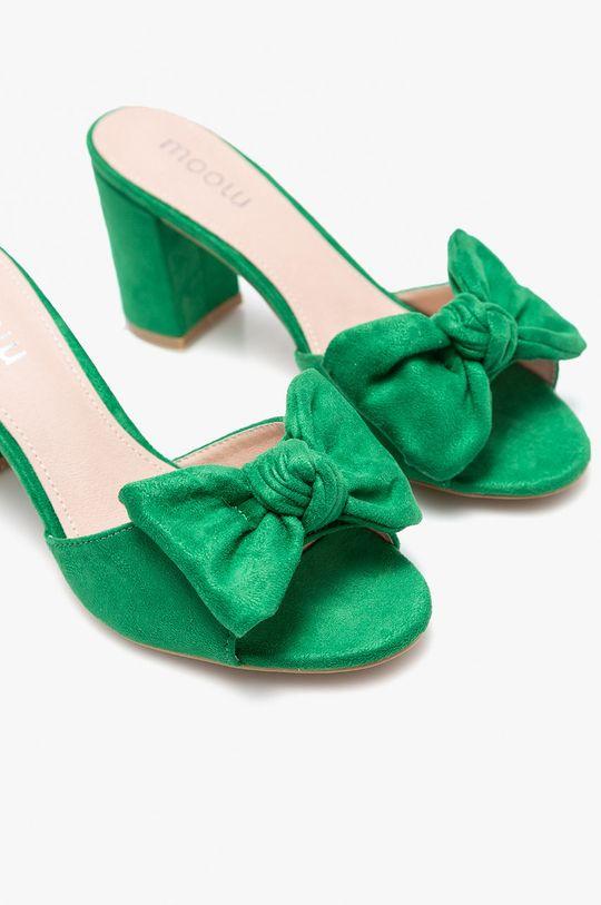 Answear - Šľapky Moow zelená