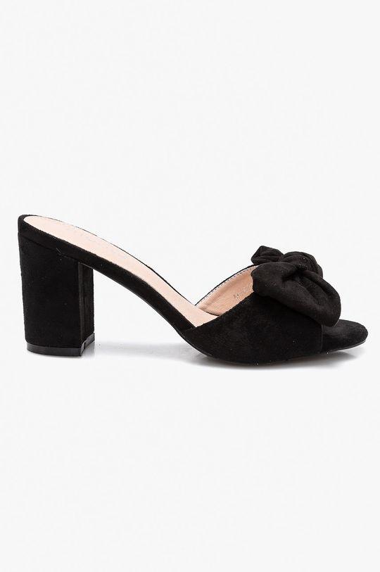 čierna Answear - Šľapky Moow Dámsky
