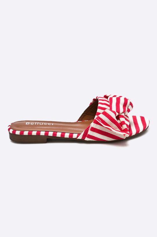 červená Answear - Šľapky Bellucci Dámsky