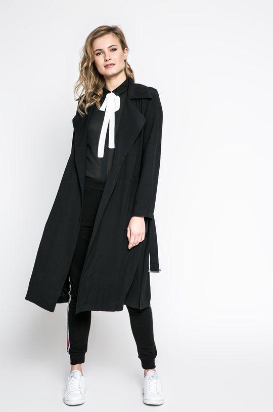 Answear - Kabát Sporty Fusion čierna