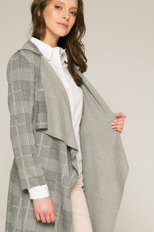 sivá Answear - Kabát Sporty Fusion