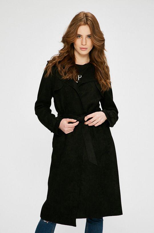 čierna Answear - Kabát Wild Nature Dámsky