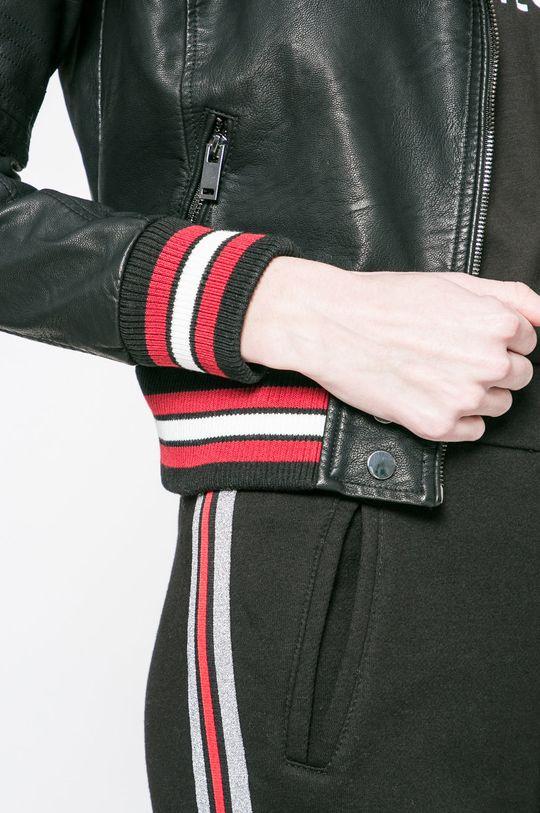 čierna Answear - Bunda Sporty Fusion