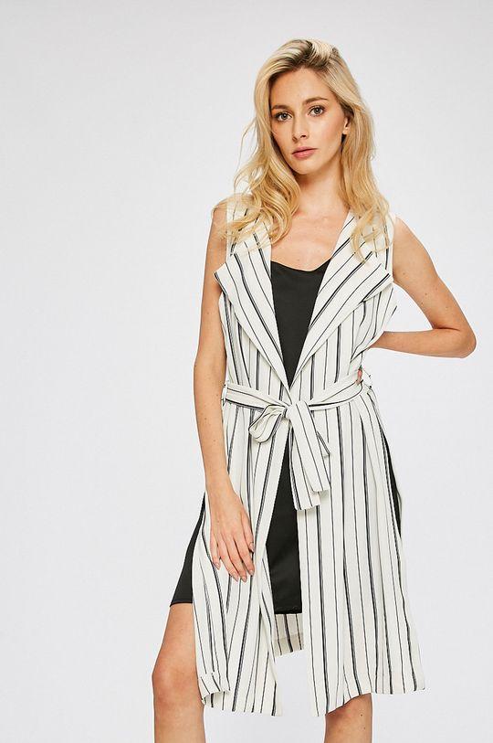 biela Answear - Vesta Stripes Vibes Dámsky