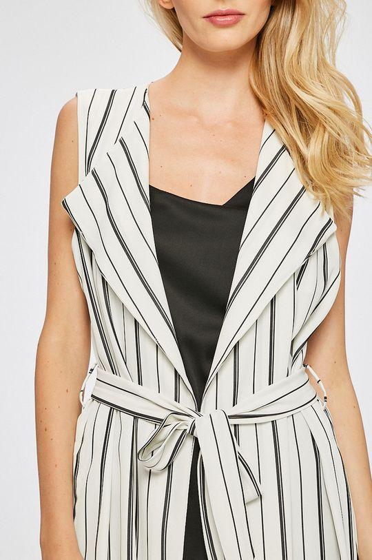 biela Answear - Vesta Stripes Vibes