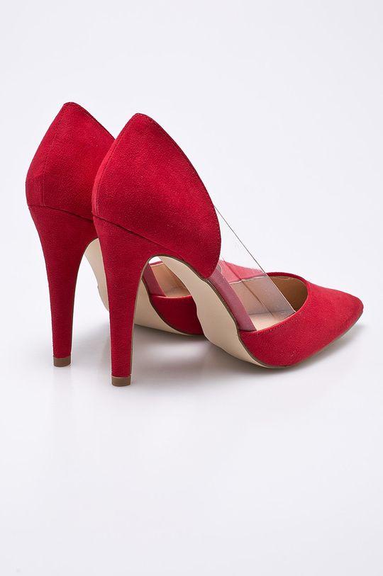 červená Answear - Lodičky Tulipano