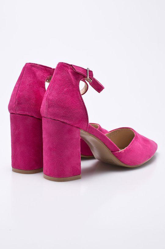ružová Answear - Lodičky Martin Pescatore