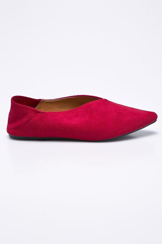 červená Answear - Baleríny Licean Dámsky