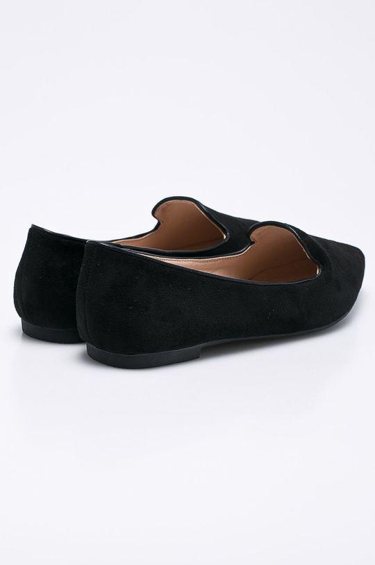 čierna Answear - Poltopánky