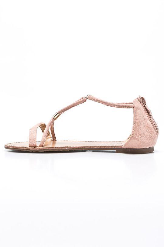 Answear - Sandále Abloom <p>Zvršok: Textil Vnútro: Prírodná koža Podrážka: Syntetická látka</p>