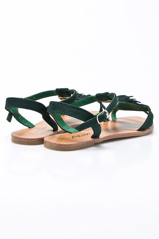 zelená Answear - Sandále Abloom