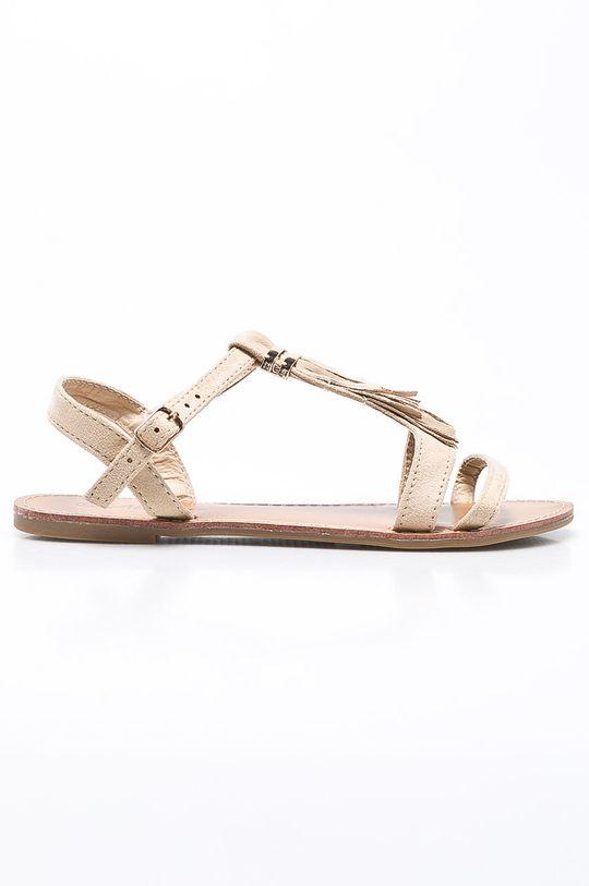béžová Answear - Sandále Abloom Dámsky