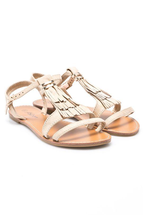 Answear - Sandále Abloom béžová