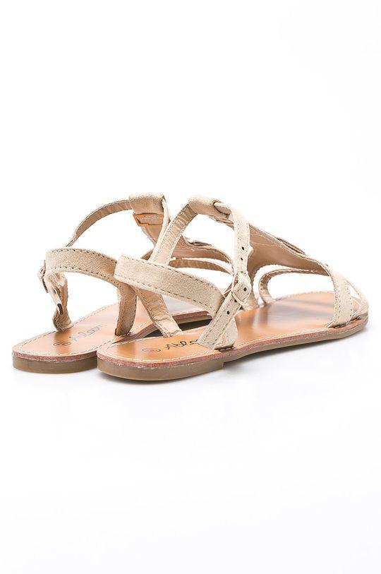 béžová Answear - Sandále Abloom