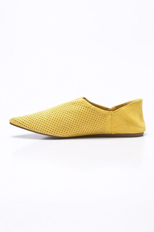 Answear - Baleríny Chc-Shoes <p>Zvršok: Textil Vnútro: Syntetická látka Podrážka: Syntetická látka</p>