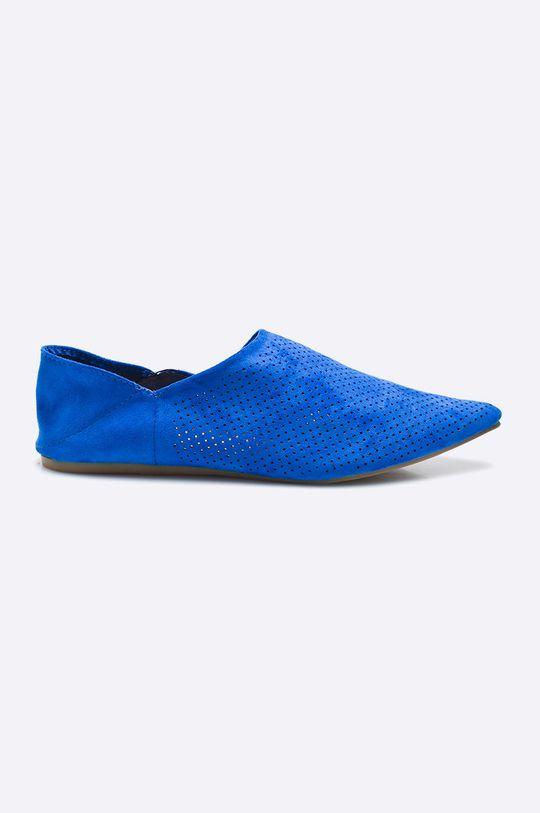 modrá Answear - Baleríny Chc-Shoes Dámsky