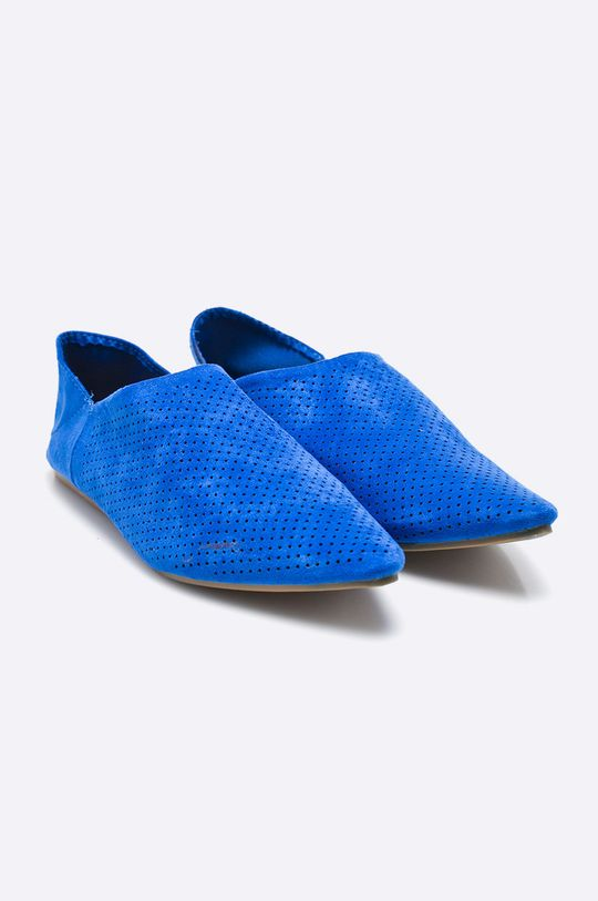 Answear - Baleríny Chc-Shoes modrá