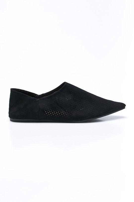 čierna Answear - Baleríny Chc-Shoes Dámsky