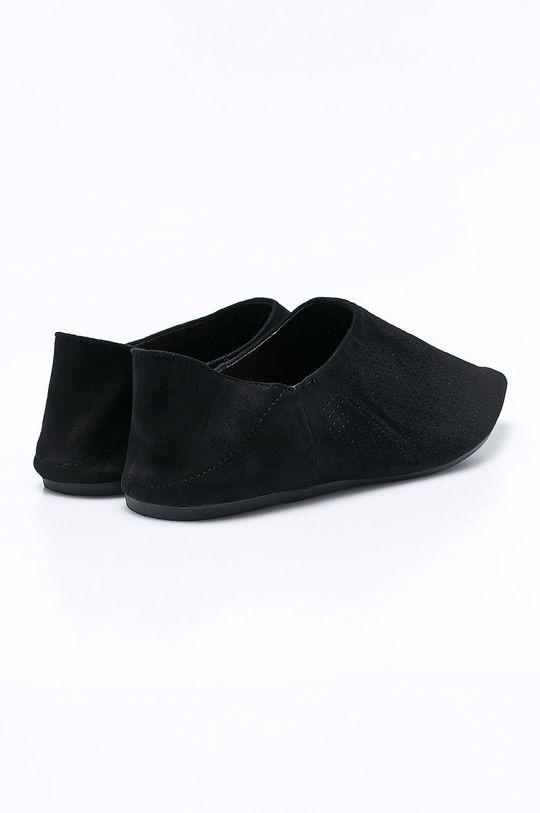 čierna Answear - Baleríny Chc-Shoes