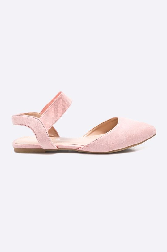 ružová Answear - Baleríny Chc-Shoes Dámsky