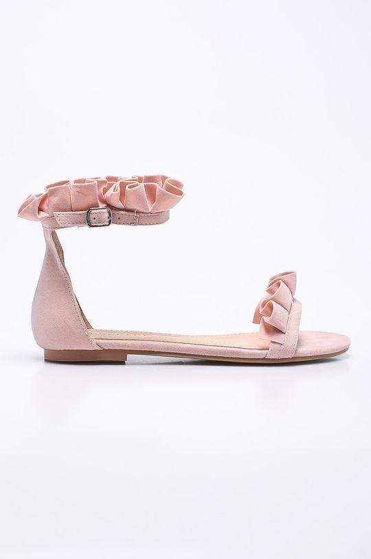 ružová Answear - Sandále Secret Dámsky