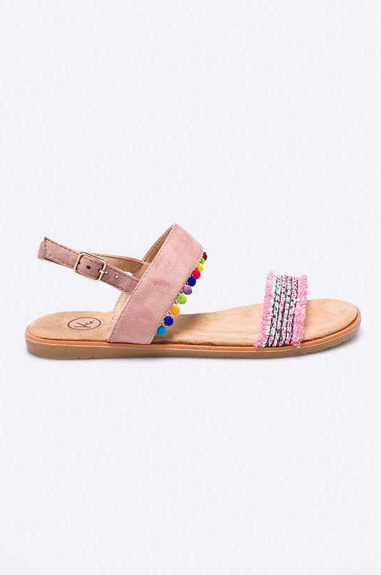 ružová Answear - Sandále Kylie Crazy Dámsky