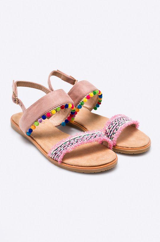 Answear - Sandále Kylie Crazy ružová