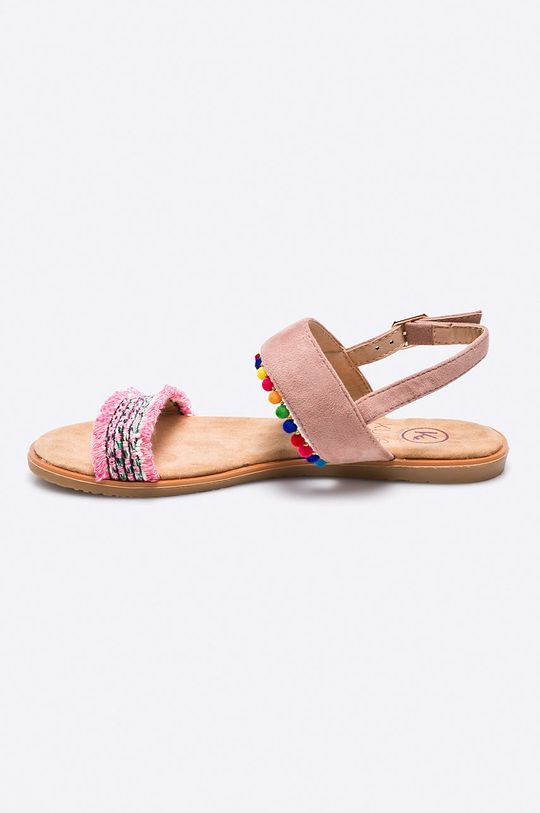 Answear - Sandále Kylie Crazy <p>Zvršok: Textil Vnútro: Textil Podrážka: Syntetická látka</p>