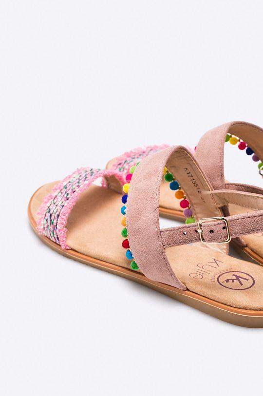 ružová Answear - Sandále Kylie Crazy