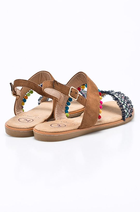 gaštanová Answear - Sandále Kylie Crazy