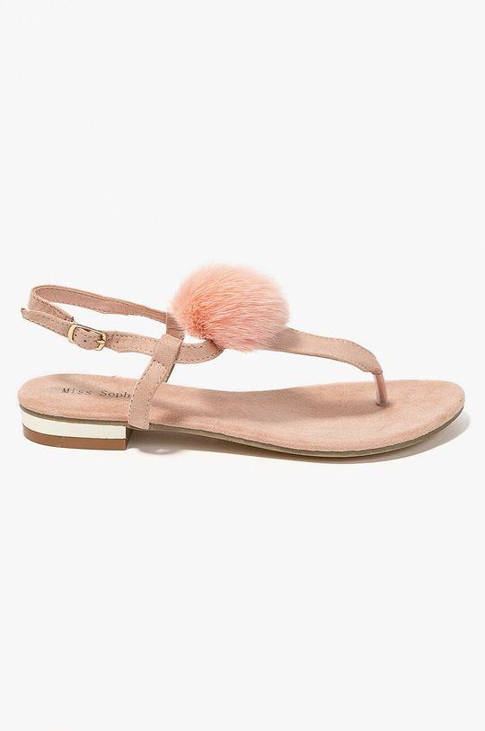 ružová Answear - Sandále Miss Sophia Dámsky