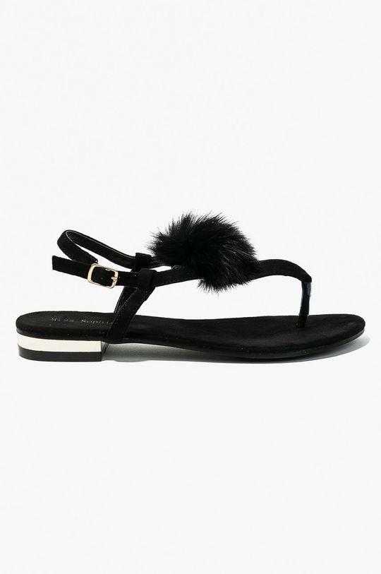 čierna Answear - Sandále Miss Sophia Dámsky