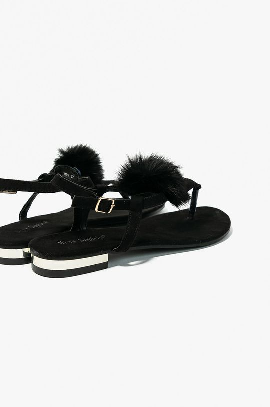Answear - Sandále Miss Sophia čierna