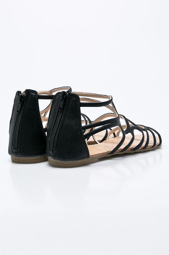 čierna Answear - Sandále Spot On