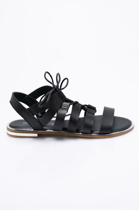 čierna Answear - Sandále Spot On Dámsky