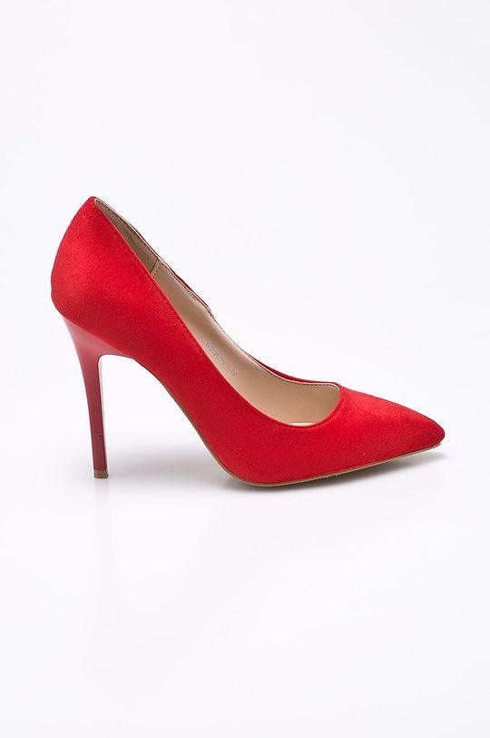 červená Answear - Lodičky Super Woman Dámsky