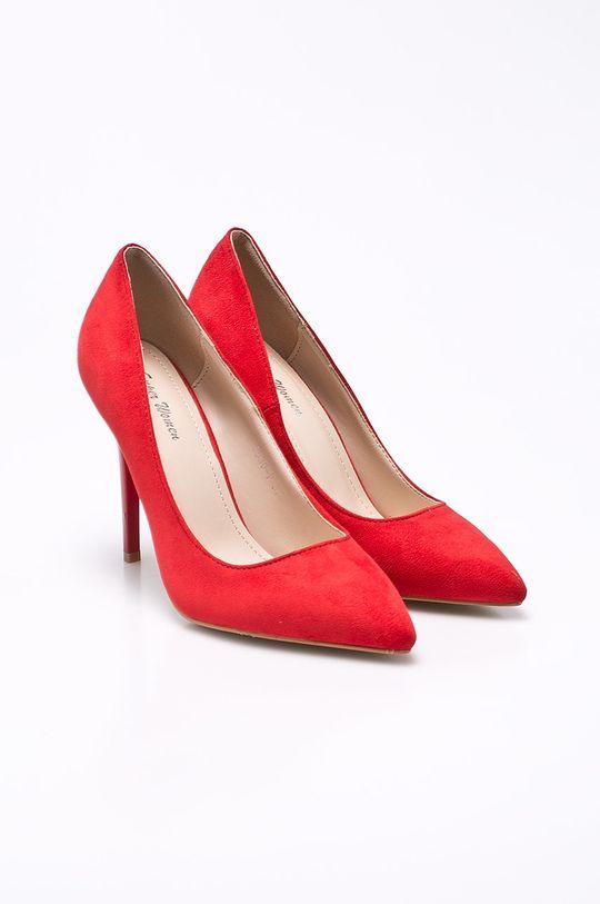 Answear - Lodičky Super Woman červená