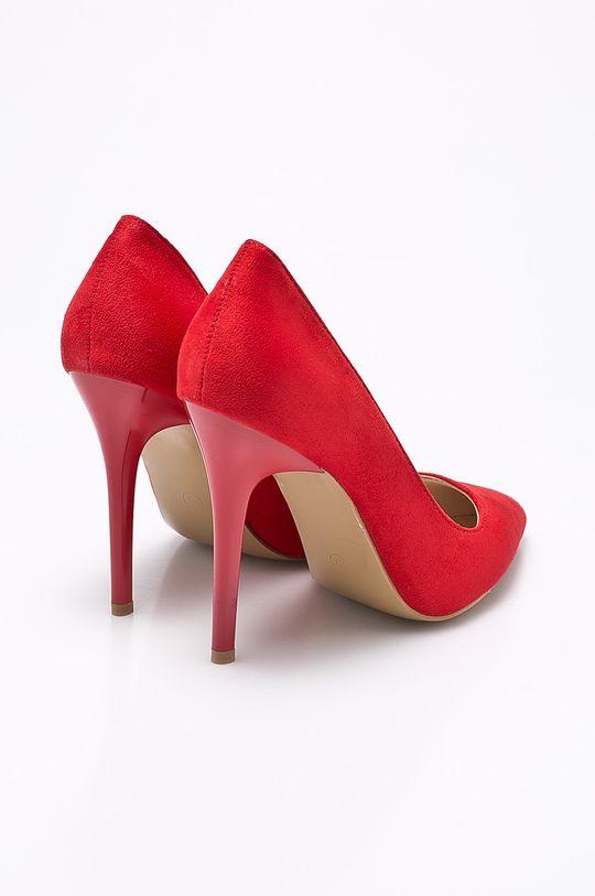 červená Answear - Lodičky Super Woman