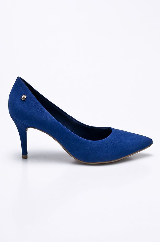 modrá Answear - Lodičky Botero Dámsky