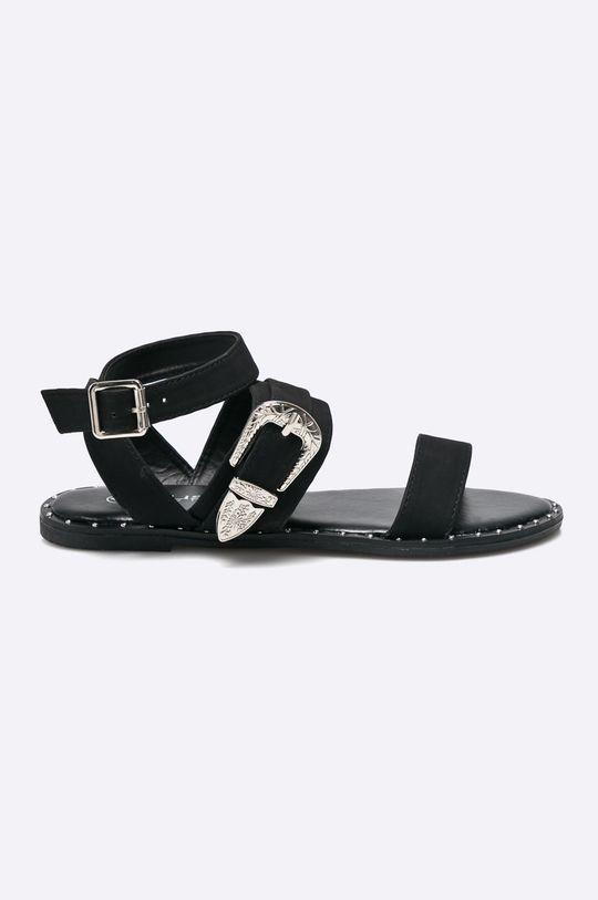 čierna Answear - Sandále Krush Dámsky