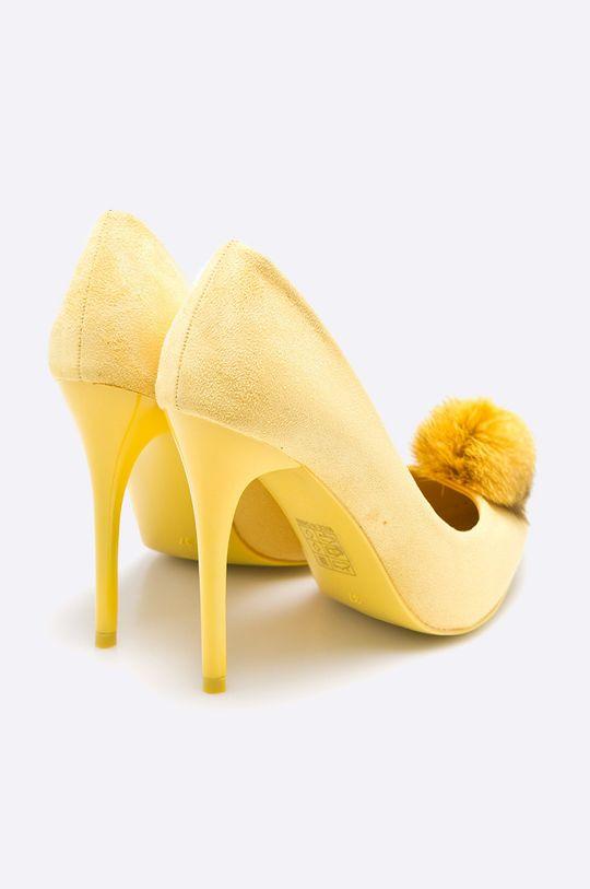 žltá Answear - Lodičky Chc-Shoes