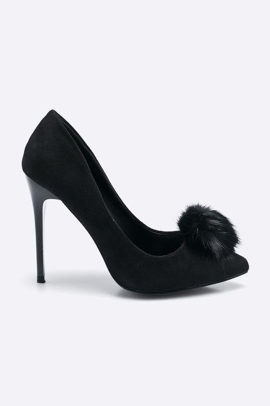 čierna Answear - Lodičky Chc-Shoes Dámsky