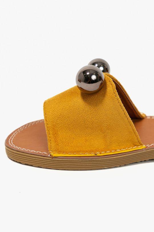 žltá Answear - Sandále Abloom