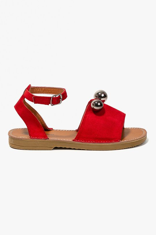 červená Answear - Sandále Abloom Dámsky