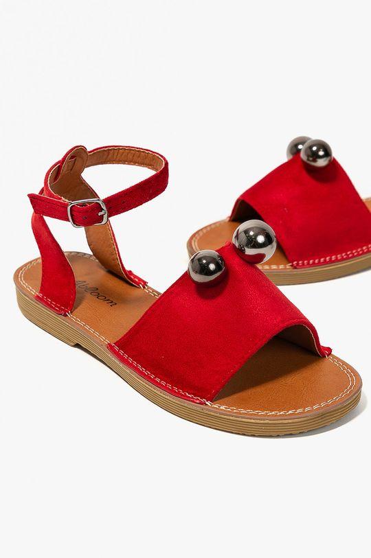 Answear - Sandále Abloom červená