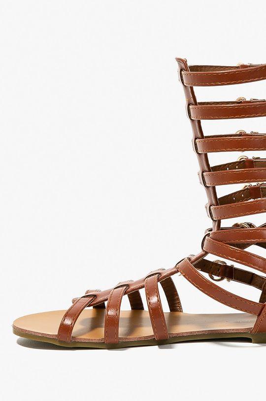 Answear - Sandále Abloom <p>Zvršok: Syntetická látka Vnútro: Syntetická látka, Prírodná koža Podrážka: Syntetická látka</p>